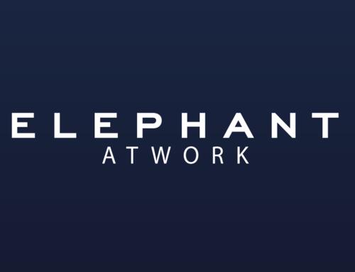 ELEPHANT AT WORK et LAROSA VENTOUSAGE