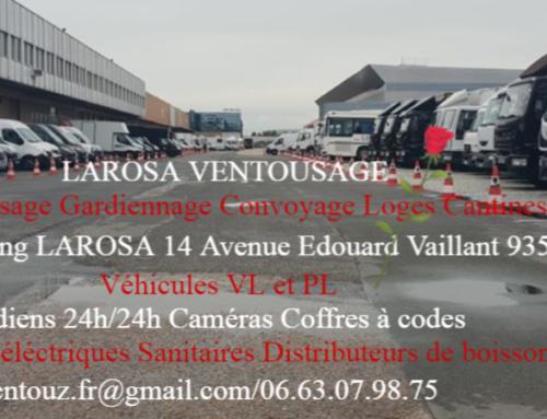 Francine Framboise Production et Larosa Ventousage